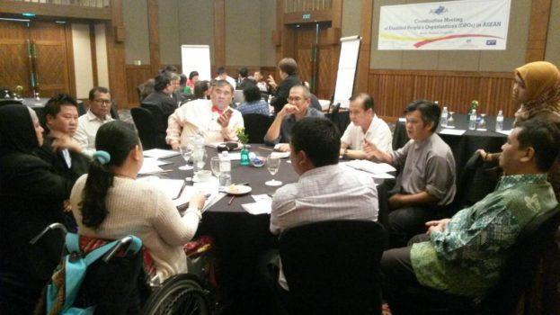 Coordination Meeting DPOs, Phuket, 2017-06-1