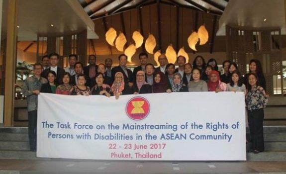 AICHR 3rd Task Force Meeting, Phuket Thailand, 2017-06-22
