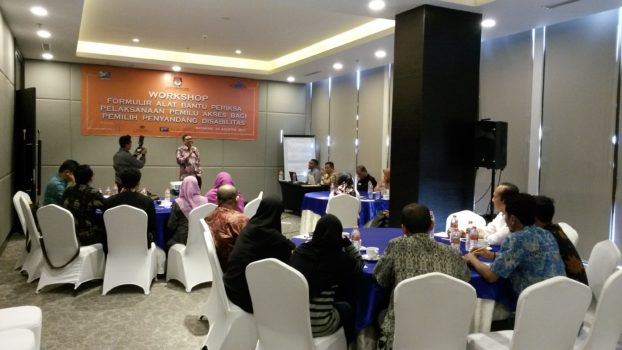 EMB Asessment Tols Workshop in Mataram, NTB, 2017-08-23