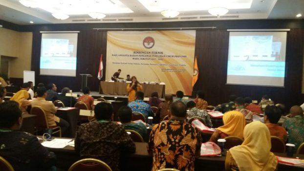 BAWASLU RI Training, Bogor, West Java, 2017-11-21