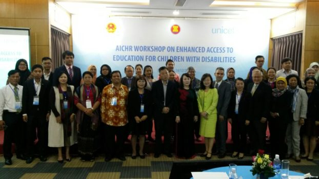 03 2017-12-18 AGENDA's participation in AICHR Workshop, Da Nang