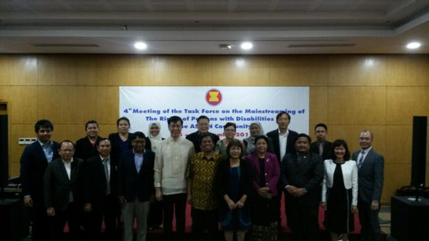 04 2017-12-18 AGENDA's participation in the 4th Task Force meeting, Da Nang
