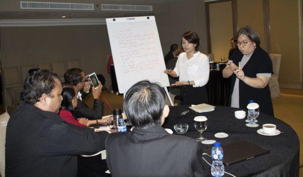 Coordination Meeting DPOs in ASEAN2c Jakarta2c 2018-07-05