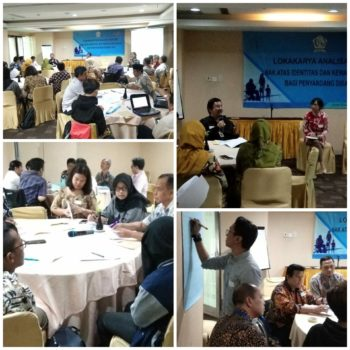 PPDI organized a workshop on May 16 in Jakarta on the Legal Identity and Citizenship Rights of Persons with Disabilities in Indonesia.