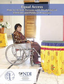 Cover Book Equal Access