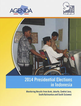 Cover Monitoring Results of The 2014 Presidential Elections in Indonesia