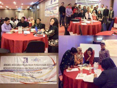 Regional Masterplan Awareness Workshop in Kuala Lumpur by NCBM