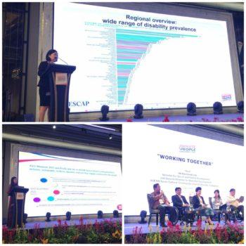 AGENDA at ASEAN Civil Society ConferenceASEAN People Forum 2019