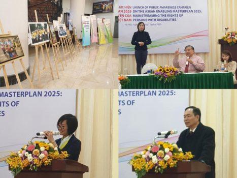 Pilot Awareness Campaign on the Masterplan in Hanoi, Vietnam
